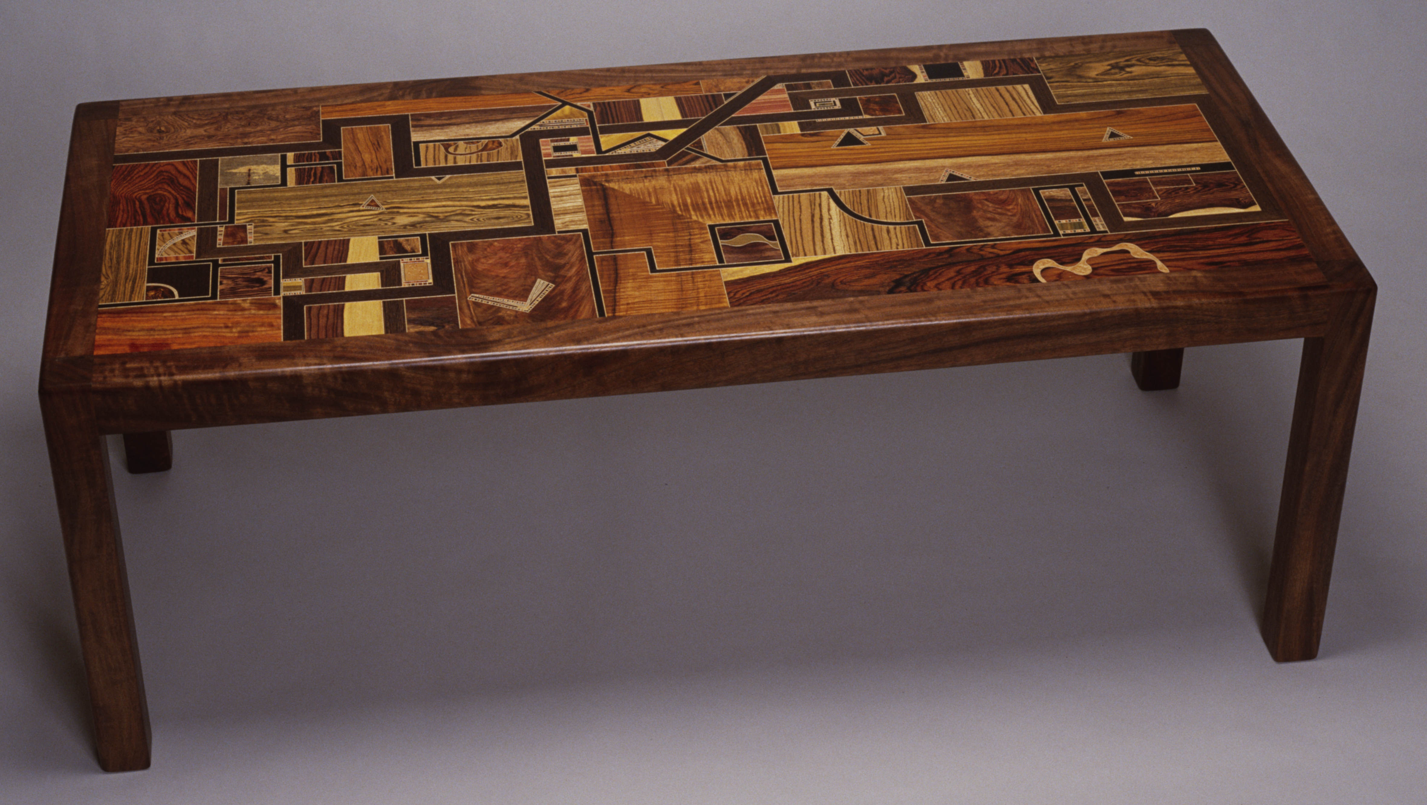 Christopher W Cantwell Wood Art Inlay And Sculpture